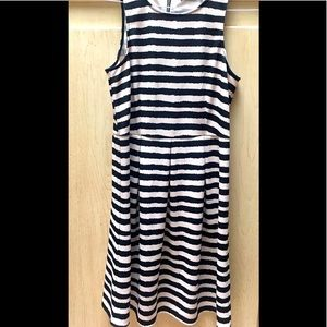 THML adorable NWOT stripped dress